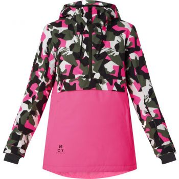 McKinley DAKOTA II WMS, jakna ž.snb, roza