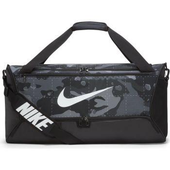 Nike BRSLA M DUFF - 9.0 AOP, športna torba fitnes, črna