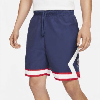 Nike PARIS SAINT-GERMAIN JUMPMAN SHORTS, moške hlače, modra