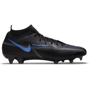 Nike PHANTOM GT2 ACADEMY DF FG/MG, moški nogometni čevlji, črna