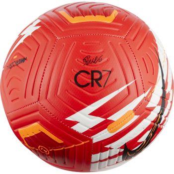 Nike CR7 NK STRK, nogometna žoga, rdeča
