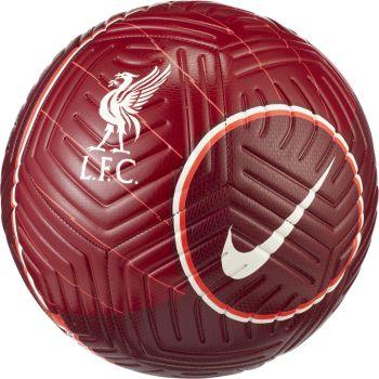 Nike LFC NK STRK, nogometna žoga, rdeča