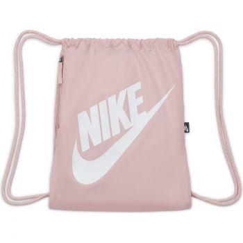 Nike HERITAGE DRAWSTRING, nahrbtnik, roza