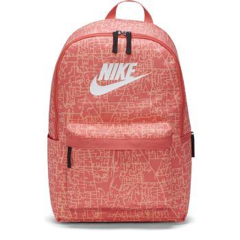 Nike HERITAGE BKPK- AOP2, nahrbtnik, roza