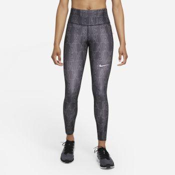 Nike DRI-FIT RUN DIVISION EPIC FAST RUNNING LEGGINGS, ženske tekaške pajke, siva