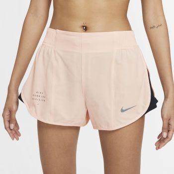 Nike DRI-FIT RUN DIVISION TEMPO LUXE RUNNING SHORTS, ženske tekaške hlače, roza