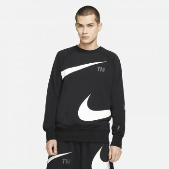 Nike SPORTSWEAR SOSH FLEECE CREW, srajca m., črna