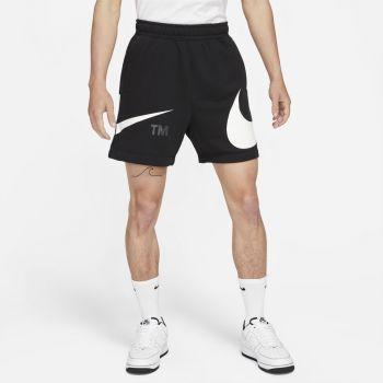 Nike SPORTSWEAR SOSH FRENCH TERRY SHORTS, moške hlače, črna