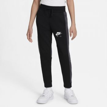 Nike AIR PANTS, hlače trenirka o.fit, črna