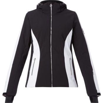 McKinley DEE II WMS, ženska smučarska jakna, črna