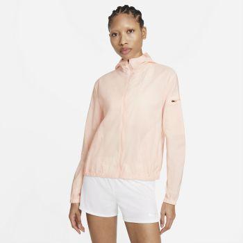 Nike IMPOSSIBLY LIGHT HOODED RUNNING JACKET, jopa ž.tek, roza