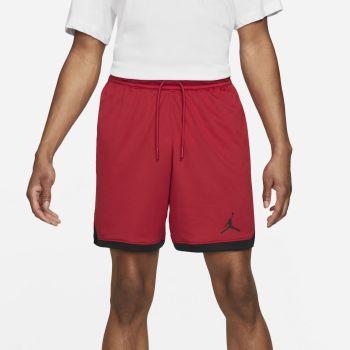 Nike JORDAN DRI-FIT AIR KNIT SHORTS, moške košarkarske hlače, rdeča