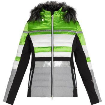 McKinley DILIANA WMS, ženska smučarska jakna, zelena