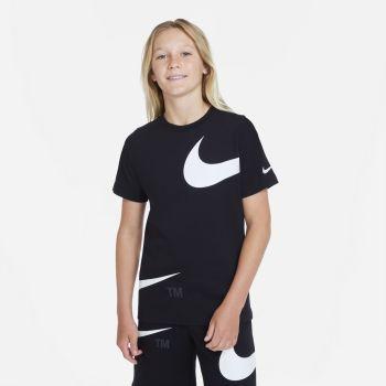 Nike SPORTSWEAR T-SHIRT, maja o.kr, črna