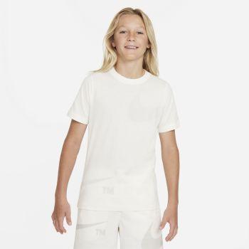 Nike SPORTSWEAR T-SHIRT, maja o.kr, bela
