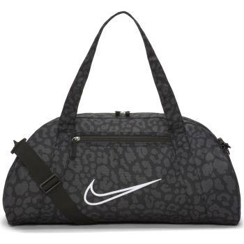 Nike W GYM CLUB BAG 2.0 AOP NP, športna torba fitnes, črna