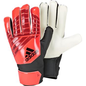 adidas PREDATOR JUNIOR, otroške nogometne rokavice, rdeča