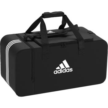 adidas TIRO DUFFEL BAG M, nogometna športna torba, črna