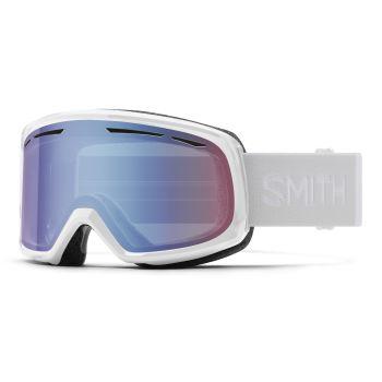 Smith DRIFT, ženska smučarska očala, bela