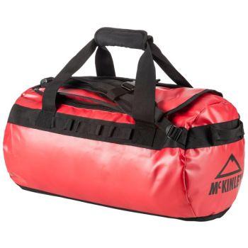 McKinley DUFFY BASIC S, potovalna torba, rdeča