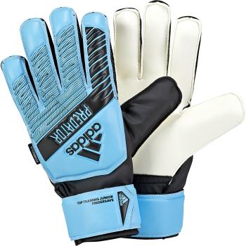 adidas PRED TTRN FS J, otroške nogometne rokavice, modra