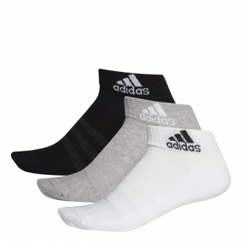 adidas CUSH ANK 3PP, nogavice m.kr fit, siva