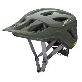 Smith CONVOY MIPS, kolesarska čelada, zelena