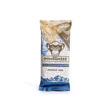 Chimpanzee ENERGY BAR DARK CHOCOLATE & SEA SALT 55 G, športna prehrana