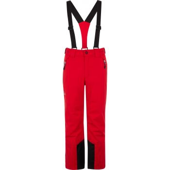 McKinley EDDIE JRS, otroške smučarske hlače, rdeča