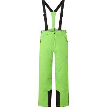 McKinley EDDIE JRS, otroške smučarske hlače, zelena