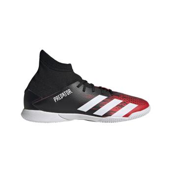adidas PREDATOR 20.3 IN J, otroški nogometni copati, rdeča