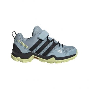 adidas TERREX AX2R CF K, pohodni čevlji, zelena