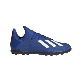 adidas X 19.3 TF J, otroški nogometni copati, modra