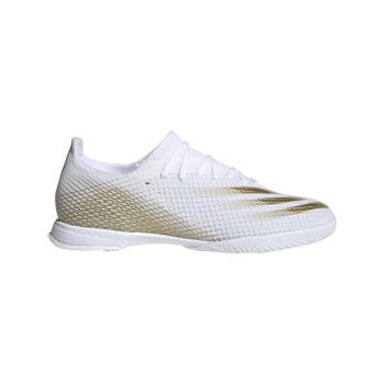 adidas X GHOSTED.3 IN, moški dvoranski nogometni copati, bela