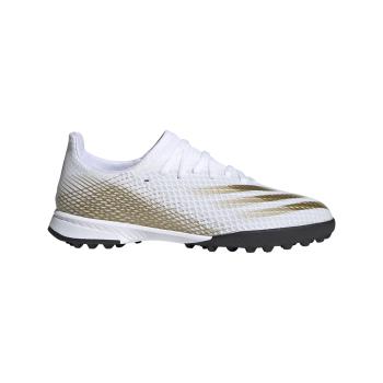 adidas X GHOSTED.3 TF J, otroški nogometni copati, bela
