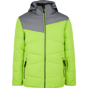McKinley EGON JRS, otroška smučarska jakna, zelena