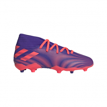 adidas NEMEZIZ .3 FG J, otroški nogometni čevlji, modra