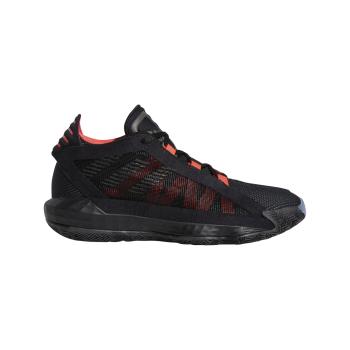 adidas DAME 6 J, otroški košarkarski copati, črna