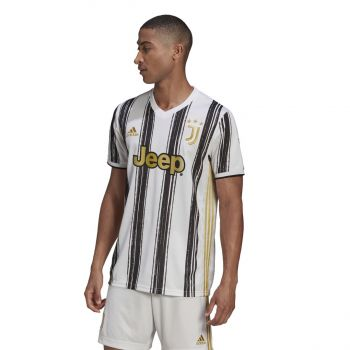 adidas JUVE H JSY, moški nogometni dres, bela