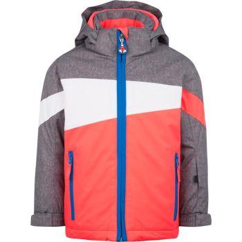 McKinley ELLERY KDS AQ, otroška smučarska jakna, večbarvno
