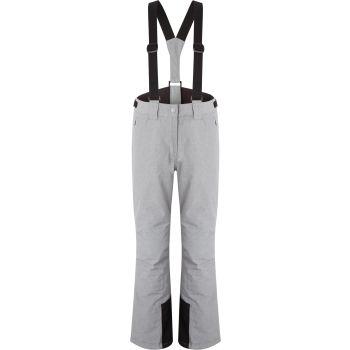 McKinley ELLIE GLS, otroške smučarske hlače, siva