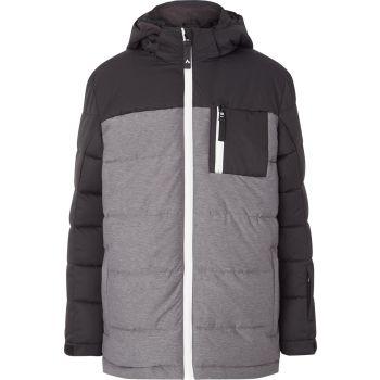 McKinley EMMET JRS, jakna o.snb, črna