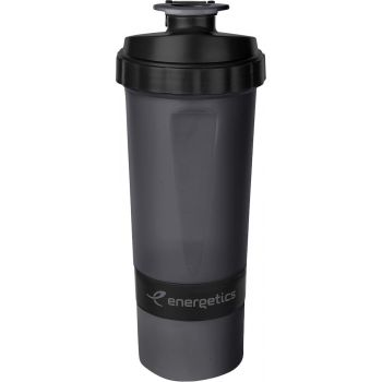 Energetics SHAKER BOTTLE 0.60L, steklenica, siva