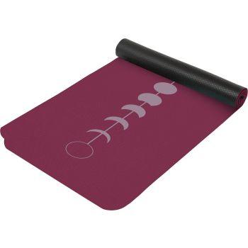 Energetics 2 COLOR YOGA MAT, gimnastična podloga, rdeča