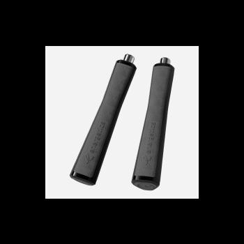 Energetics MAGNETIC POWER JUMP ROPE HANDLE, kolebnica, črna