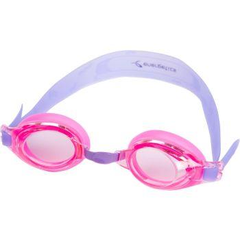 Energetics TEMPO PRO JR, otroška plavalna očala, roza