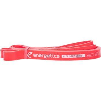 Energetics STRENGTH BANDS 2.0, fitnes trak, rdeča