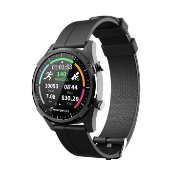 Energetics PRO SPORT GPS S1, večnamenska ura, črna