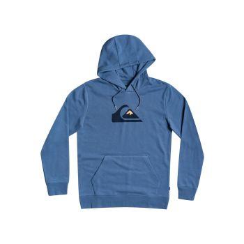Quiksilver COMP LOGO HOOD, moški pulover, modra