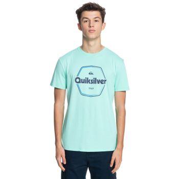 Quiksilver HARD WIRED SS, moška majica, modra